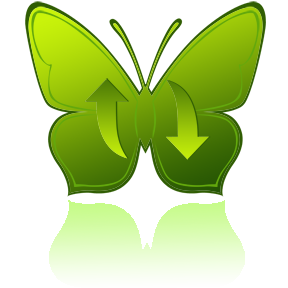 Eco Butterfly